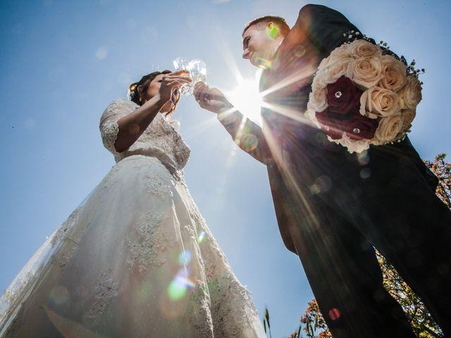 Il matrimonio di Valentina e Luigi a Guidonia Montecelio, Roma 26
