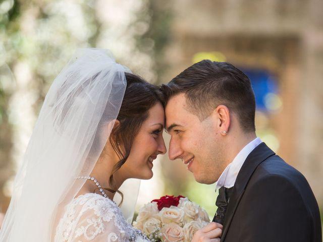 Il matrimonio di Valentina e Luigi a Guidonia Montecelio, Roma 27