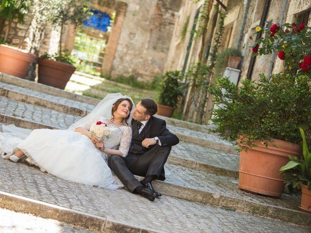 Il matrimonio di Valentina e Luigi a Guidonia Montecelio, Roma 28