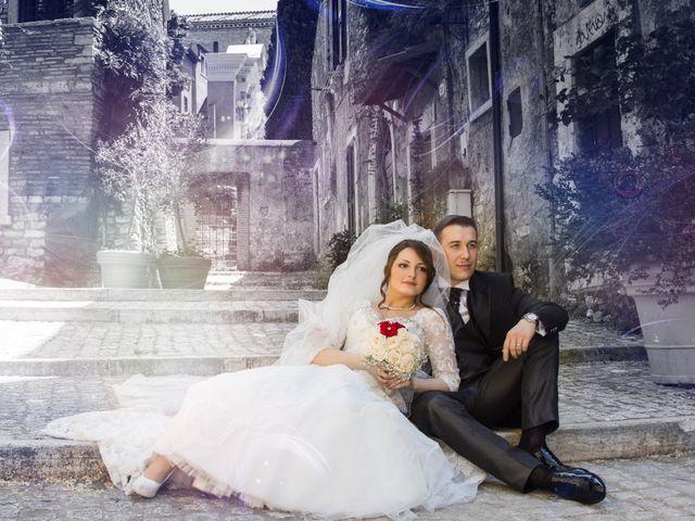Il matrimonio di Valentina e Luigi a Guidonia Montecelio, Roma 29
