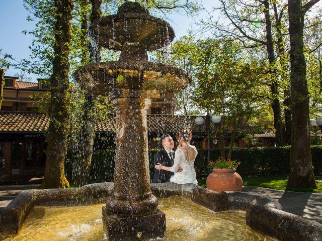 Il matrimonio di Valentina e Luigi a Guidonia Montecelio, Roma 33