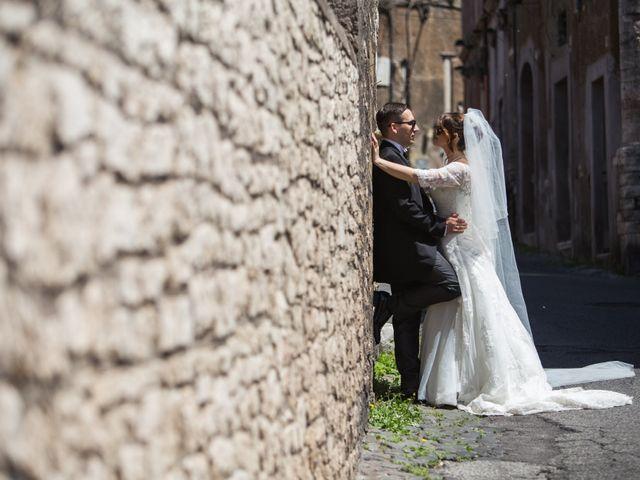 Il matrimonio di Valentina e Luigi a Guidonia Montecelio, Roma 34