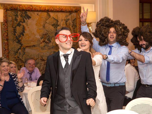 Il matrimonio di Valentina e Luigi a Guidonia Montecelio, Roma 36