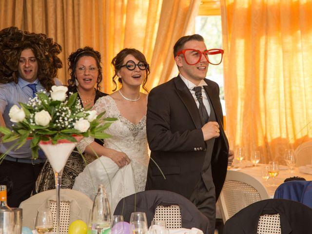 Il matrimonio di Valentina e Luigi a Guidonia Montecelio, Roma 38