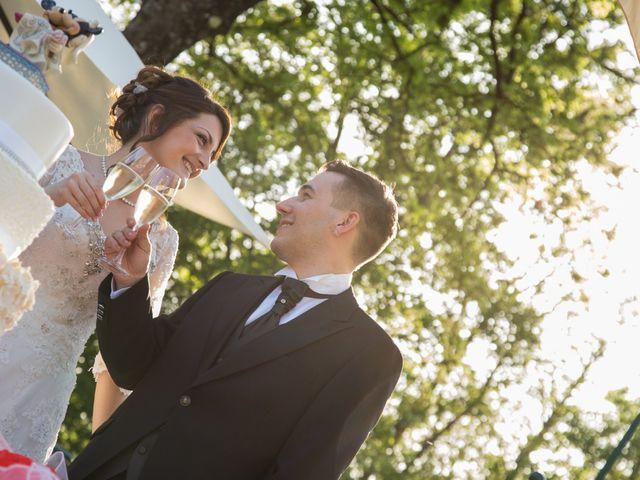 Il matrimonio di Valentina e Luigi a Guidonia Montecelio, Roma 42