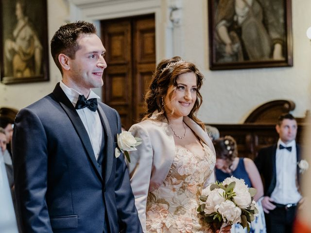 Il matrimonio di Andrea e Emanuela a Dongo, Como 5