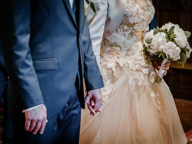 Il matrimonio di Andrea e Emanuela a Dongo, Como 6