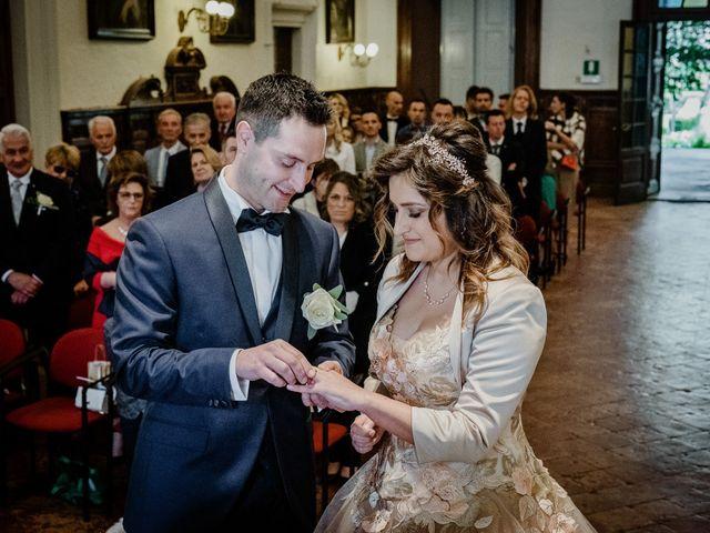 Il matrimonio di Andrea e Emanuela a Dongo, Como 7