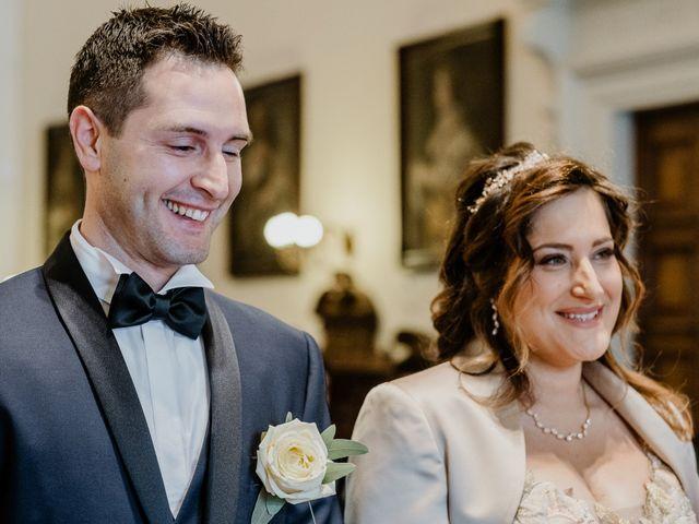 Il matrimonio di Andrea e Emanuela a Dongo, Como 8