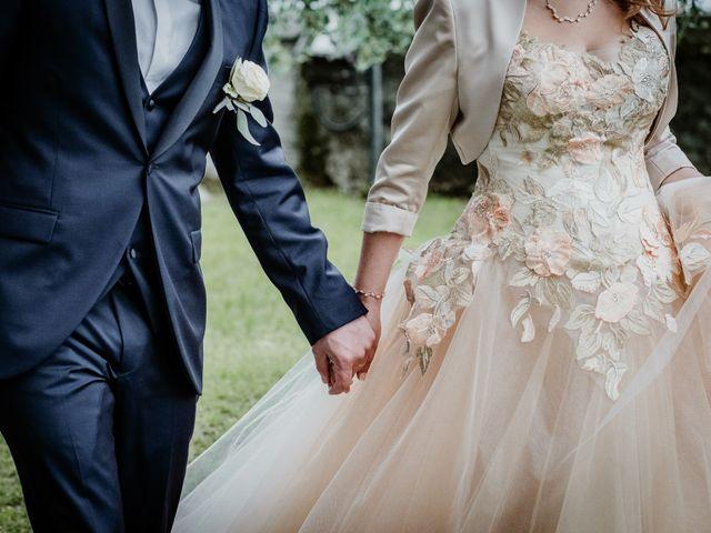 Il matrimonio di Andrea e Emanuela a Dongo, Como 11