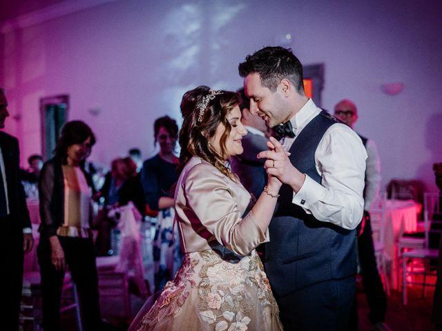 Il matrimonio di Andrea e Emanuela a Dongo, Como 35