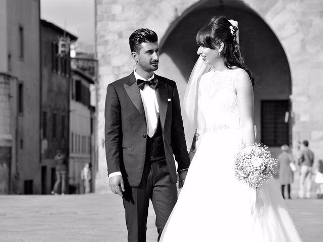 Il matrimonio di Morris e Veronica a Pistoia, Pistoia 16