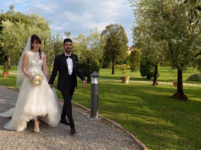 Il matrimonio di Morris e Veronica a Pistoia, Pistoia 20
