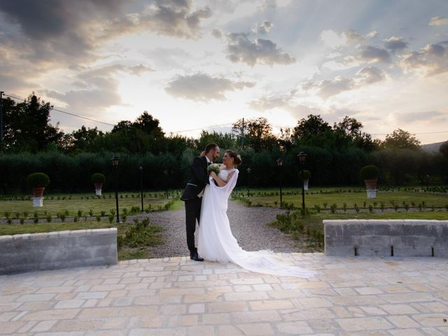 Il matrimonio di Gianluca e Marianna a Sant'Arcangelo, Potenza 2