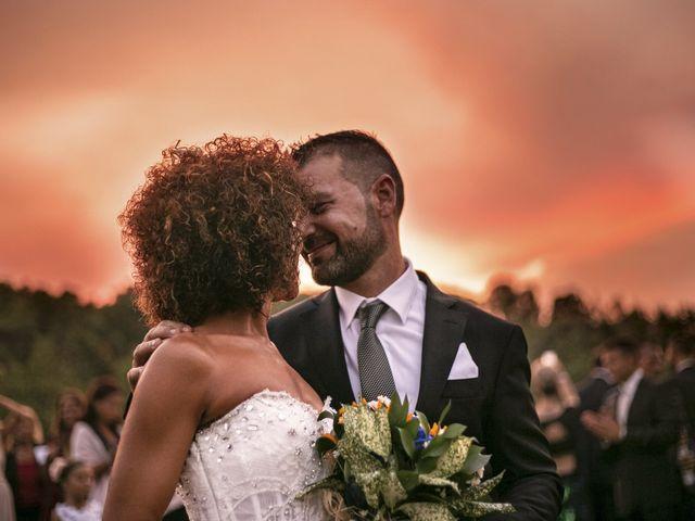 Le nozze di Ginella e Manuel