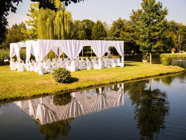 Il matrimonio di Massimo e Federica a Pavia, Pavia 13