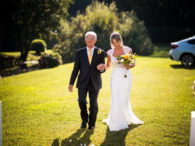 Il matrimonio di Massimo e Federica a Pavia, Pavia 23