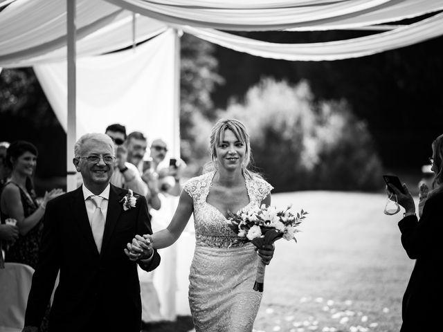 Il matrimonio di Massimo e Federica a Pavia, Pavia 25