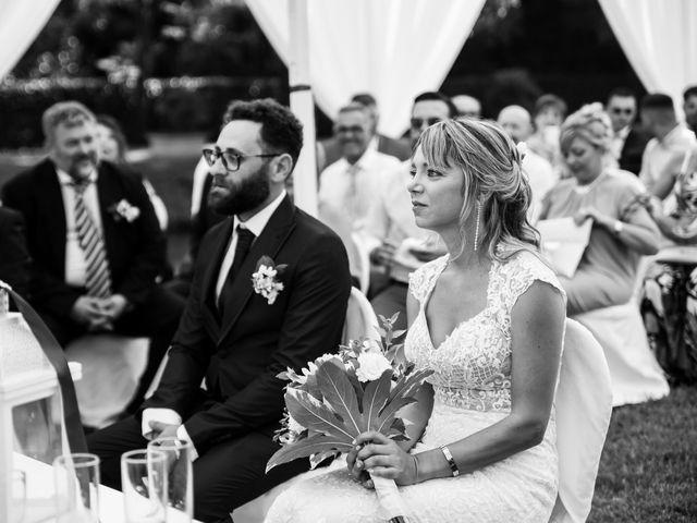 Il matrimonio di Massimo e Federica a Pavia, Pavia 26
