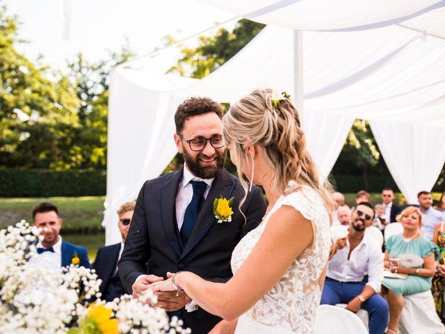 Il matrimonio di Massimo e Federica a Pavia, Pavia 28