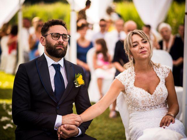 Il matrimonio di Massimo e Federica a Pavia, Pavia 31