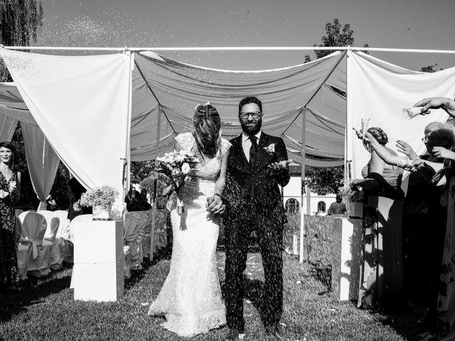Il matrimonio di Massimo e Federica a Pavia, Pavia 35