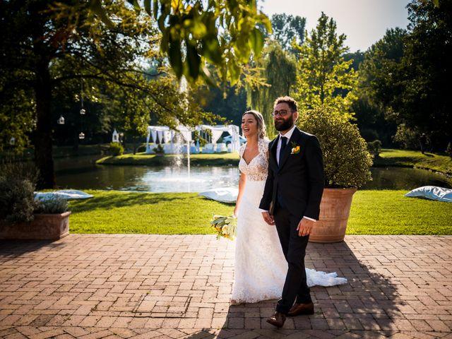 Il matrimonio di Massimo e Federica a Pavia, Pavia 36