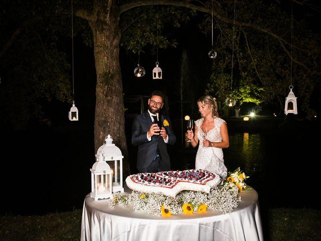 Il matrimonio di Massimo e Federica a Pavia, Pavia 60