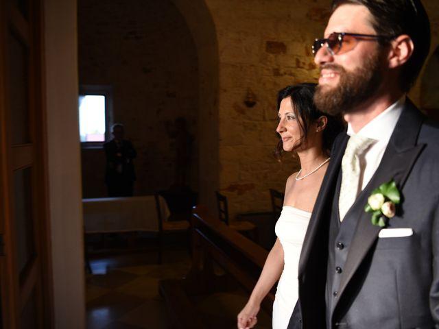Il matrimonio di Alessandro e Mariarosaria a Fasano, Brindisi 25