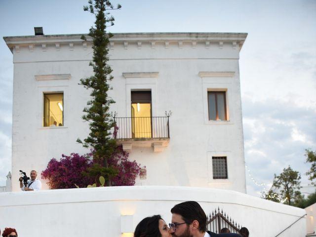 Il matrimonio di Alessandro e Mariarosaria a Fasano, Brindisi 28