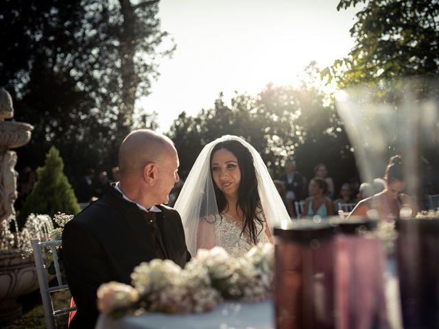 Il matrimonio di Massimiliano e Francesca a Roma, Roma 43