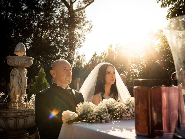 Il matrimonio di Massimiliano e Francesca a Roma, Roma 44