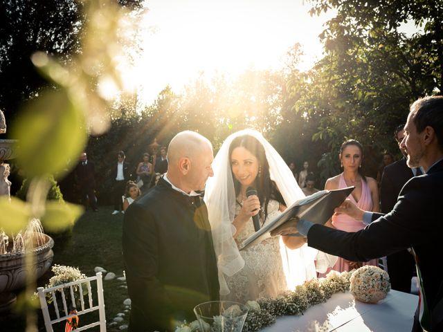 Il matrimonio di Massimiliano e Francesca a Roma, Roma 45