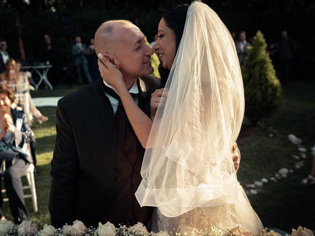 Il matrimonio di Massimiliano e Francesca a Roma, Roma 48
