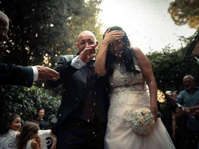 Il matrimonio di Massimiliano e Francesca a Roma, Roma 50