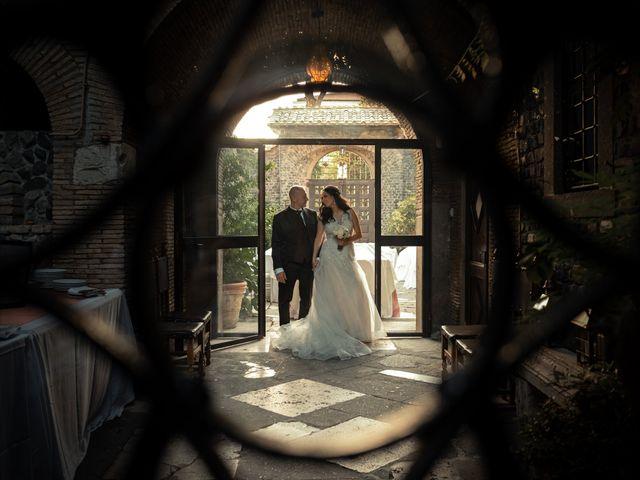 Il matrimonio di Massimiliano e Francesca a Roma, Roma 52