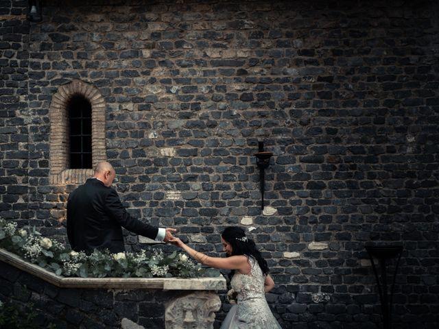 Il matrimonio di Massimiliano e Francesca a Roma, Roma 54