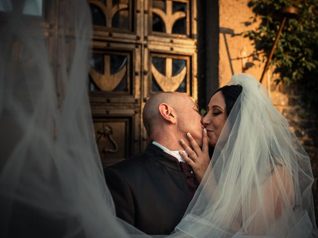 Il matrimonio di Massimiliano e Francesca a Roma, Roma 59
