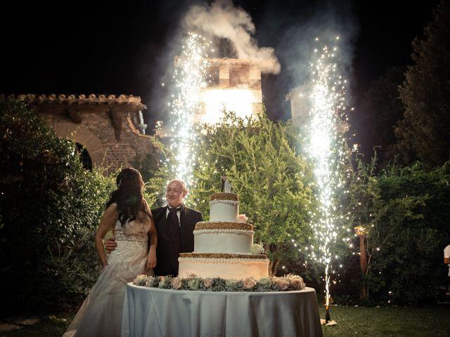 Il matrimonio di Massimiliano e Francesca a Roma, Roma 68