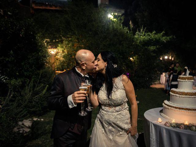 Il matrimonio di Massimiliano e Francesca a Roma, Roma 69