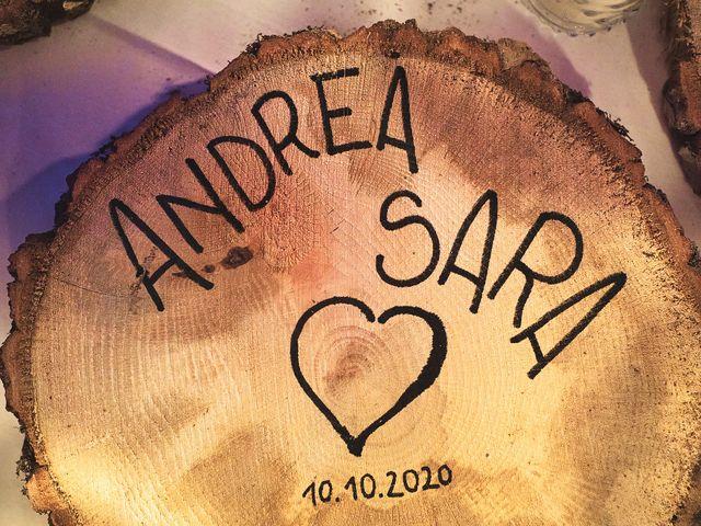 Il matrimonio di Sara e Andrea a Foligno, Perugia 2