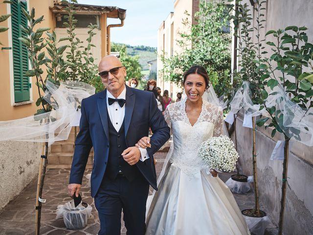 Il matrimonio di Sara e Andrea a Foligno, Perugia 48