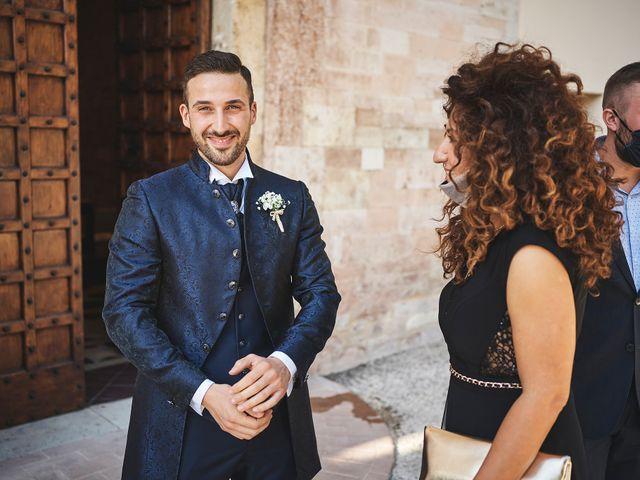 Il matrimonio di Sara e Andrea a Foligno, Perugia 52