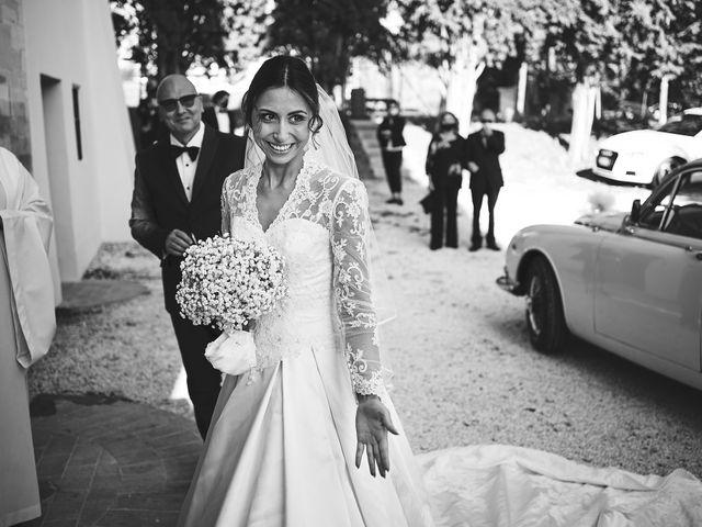 Il matrimonio di Sara e Andrea a Foligno, Perugia 54