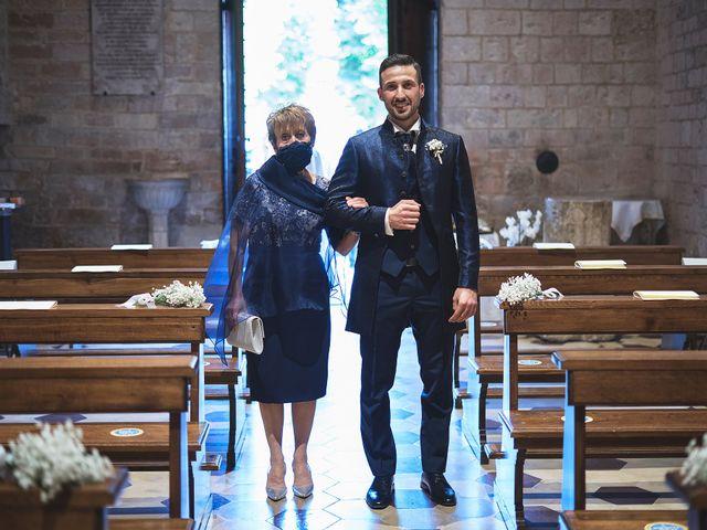 Il matrimonio di Sara e Andrea a Foligno, Perugia 56