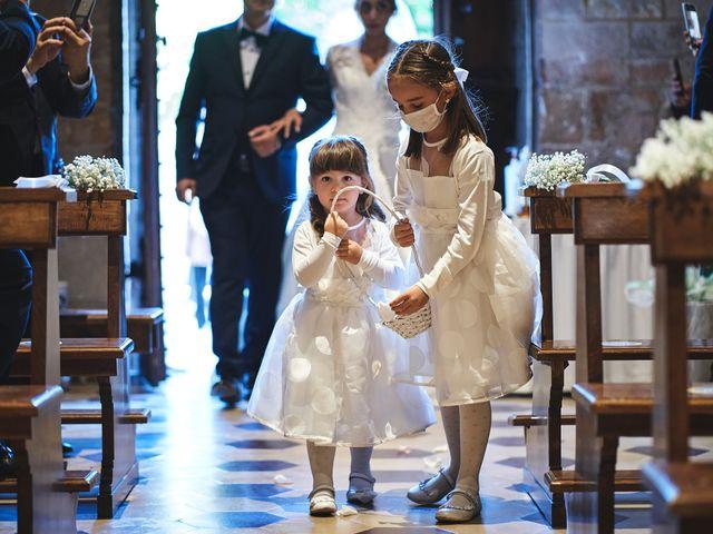 Il matrimonio di Sara e Andrea a Foligno, Perugia 59