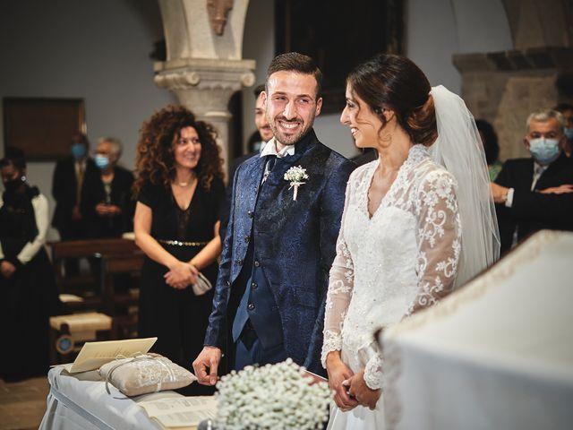 Il matrimonio di Sara e Andrea a Foligno, Perugia 65