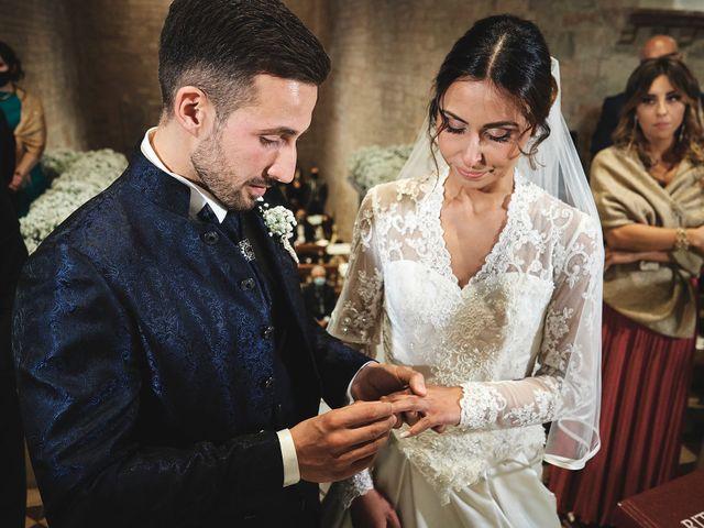 Il matrimonio di Sara e Andrea a Foligno, Perugia 70