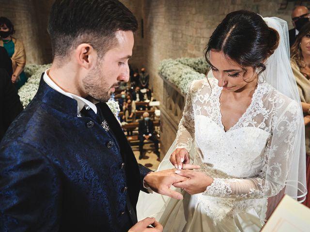 Il matrimonio di Sara e Andrea a Foligno, Perugia 71