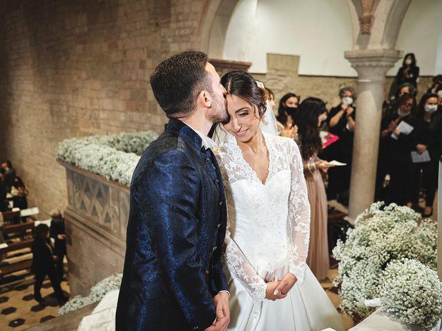 Il matrimonio di Sara e Andrea a Foligno, Perugia 74